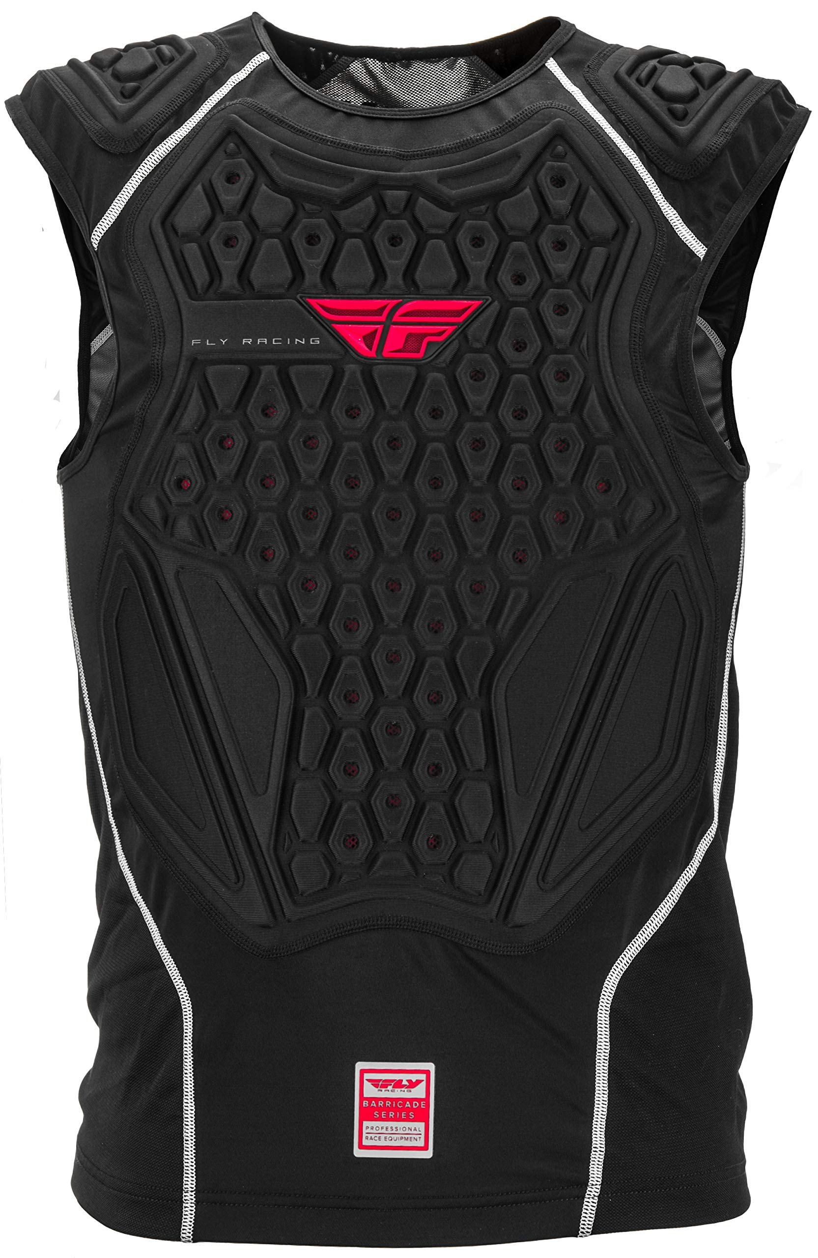 Fly Racing Barricade Pullover Protective Vest - Adult (SM/MD)