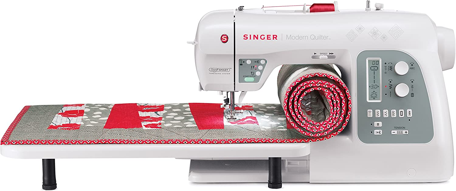 Top 8 Best Sewing Machine For Quilting Reviews in 2020 1