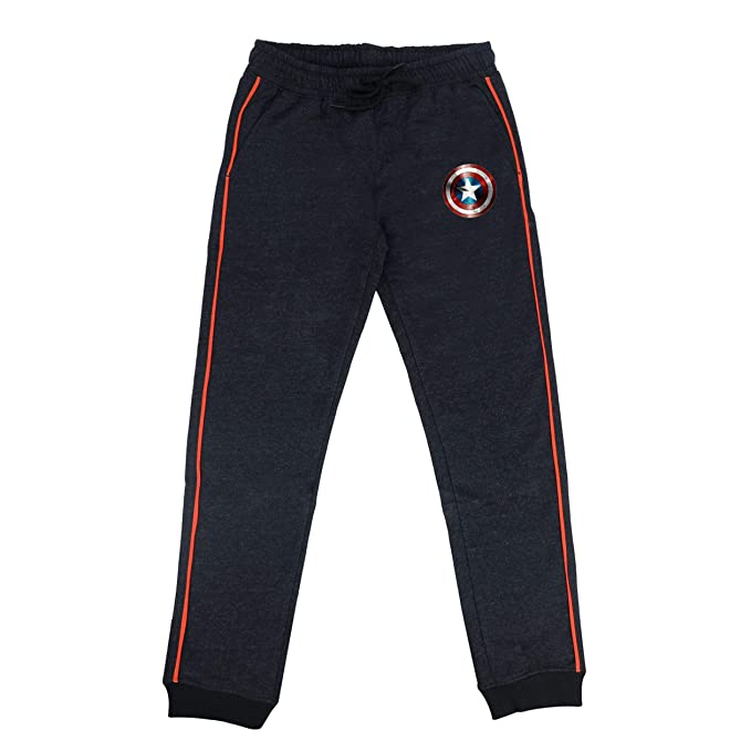Marvel Unisex-Child Sweatpants Regular Track Pants