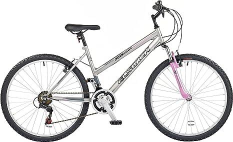 Elswick Premier - Bicicleta para Mujer, tamaño 26, Color Silver ...