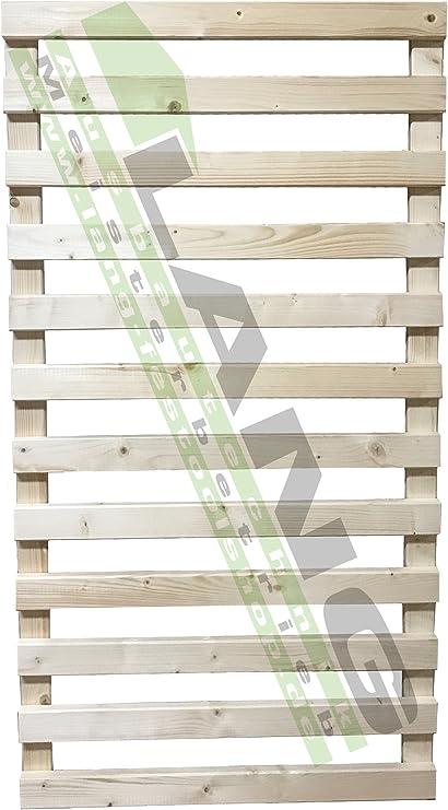 SOMIER Cuna 60 cm x 120 cm: Amazon.es: Hogar