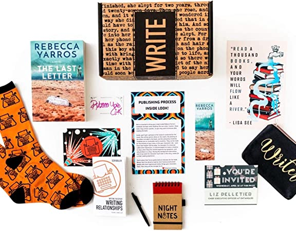 Subscription Box for Writers
