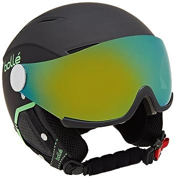 Bollé Backline Visor Premium Casque De Ski Mixte Amazonfr Sports