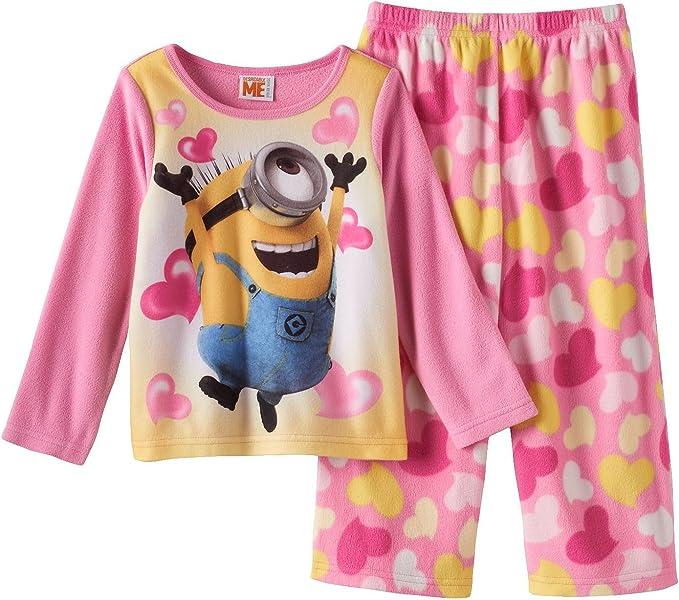 MINION - Pijamas Enteros - para bebé niña