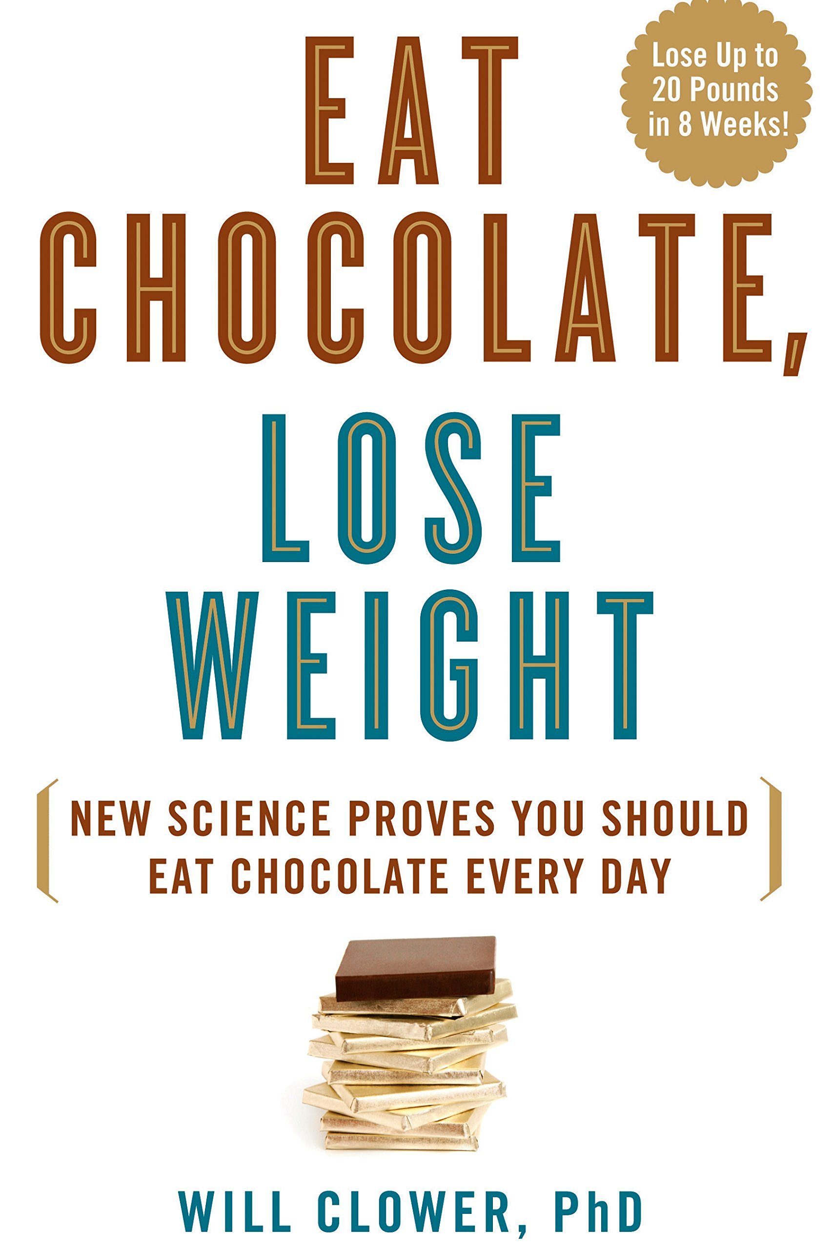 can you diet and eat chocolate