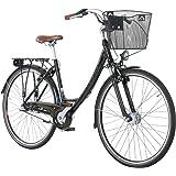 28 Zoll Viking Prelude Citybike Stadt Fahrrad Licht 3 Gang Nexus