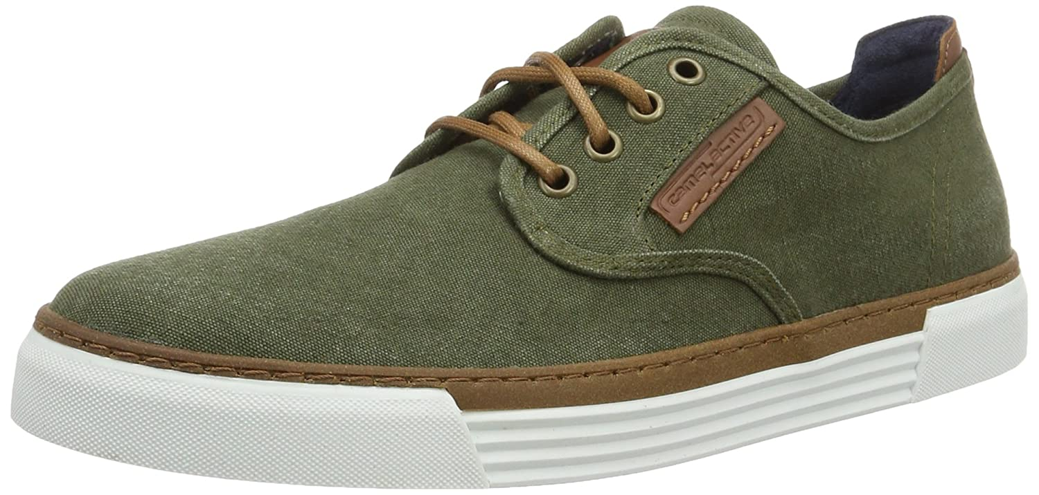 Vert (Army (Army (Army 02) Camel Active Racket 14, paniers Basses Homme 34e