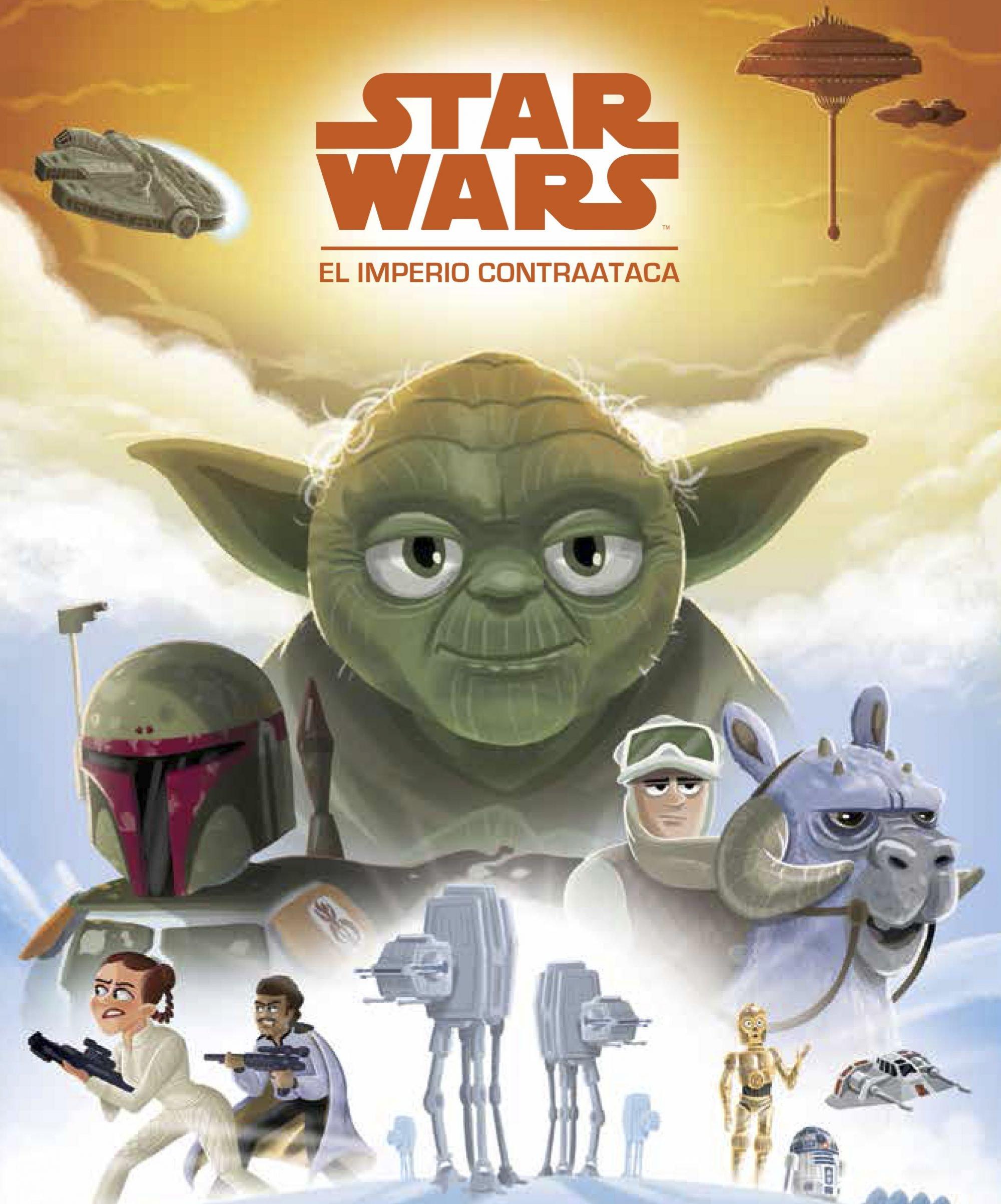 Star Wars. El Imperio contraataca: Amazon.es: Star Wars, Editorial Planeta S. A.: Libros