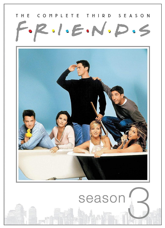 Friends: Complete Third Season 3 Dvd Edizione: Stati Uniti ...