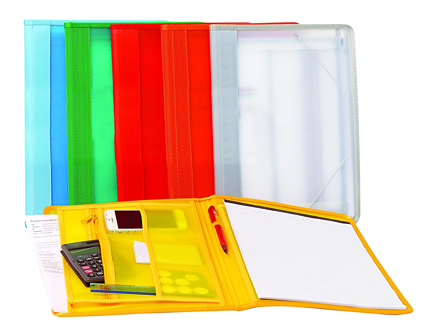 Orna 0019sho0000/ File Briefcase Assorted Colours