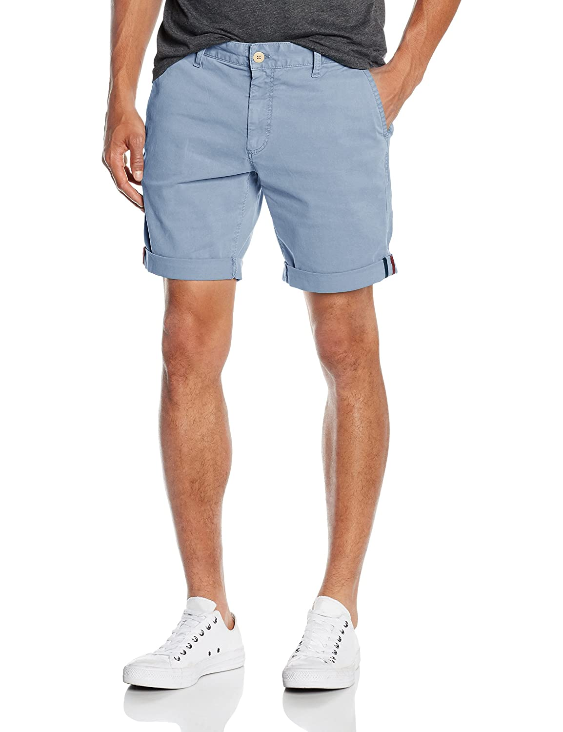 Hilfiger Denim Herren Original Straight Short 1 Ftst Gd