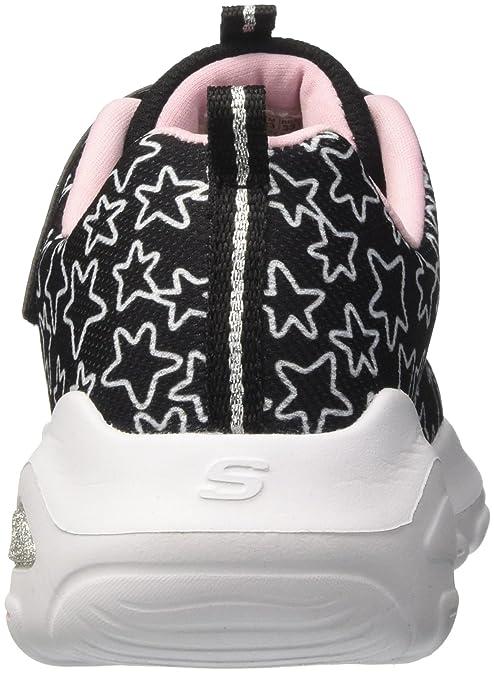 Skechers DLite Ultra-Star Sprinter, Zapatillas para Niñas: Amazon.es: Zapatos y complementos