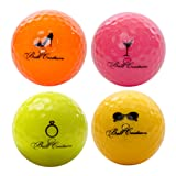 Ball Couture Fashionable Golf Balls for Women, 1