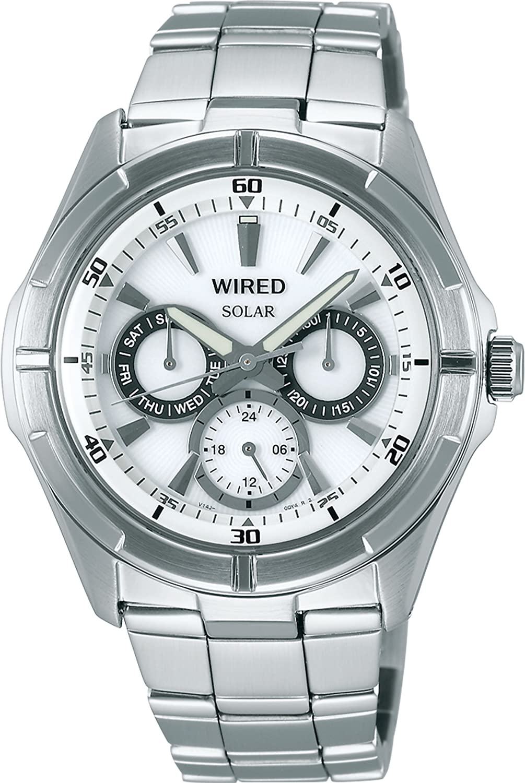 SEIKO WIRED (AGAD050) Solar Watch: Amazon.co.uk: Watches
