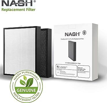 Nash Smart WiFi purificador de aire Set: Amazon.es: Electrónica