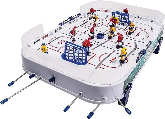 Franklin Sports Glomax Tabletop Rod Hockey Game