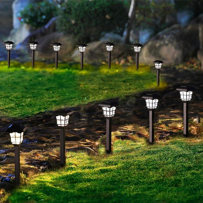 The Best Outdoor Solar Charging For Garden Lights