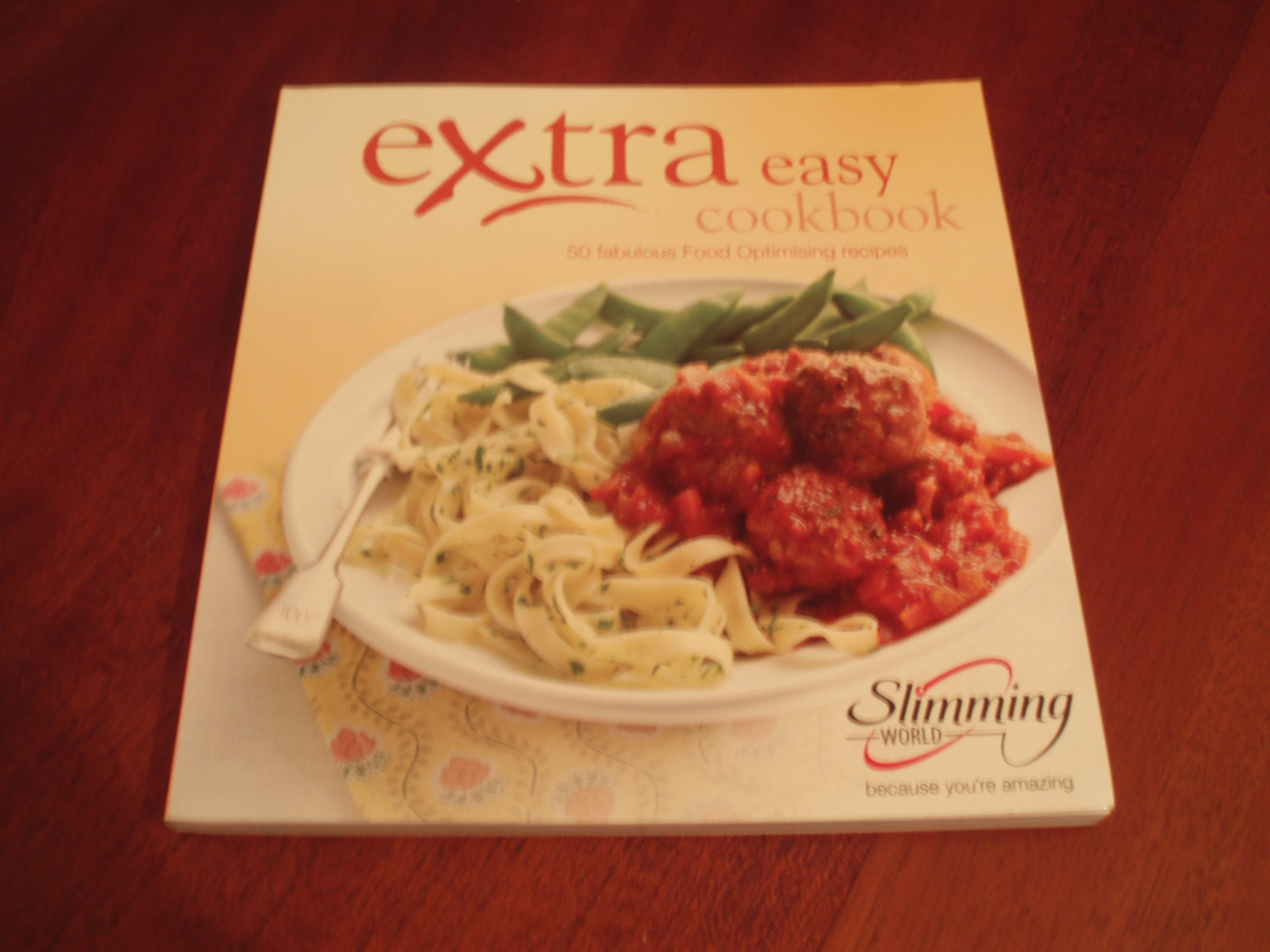 Slimming world extra easy cookbook amazon slimming world books forumfinder Choice Image