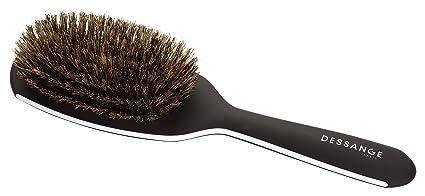 Dessange - Cepillo para desenredar seda natural cabello fino
