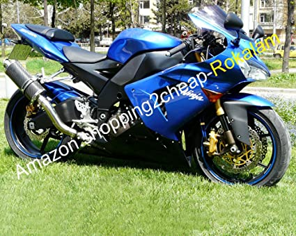 Amazon.com: ZX 10R Aftermarket Kit Parts For Kawasaki Ninja ...