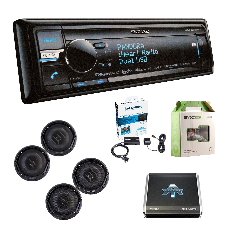 Amazon com: Kenwood KDCBT958HD CD Player BT HD Radio USB w