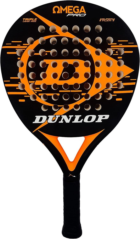 Dunlop Omega Pro Orange pala Pádel naranja: Amazon.es: Deportes y ...