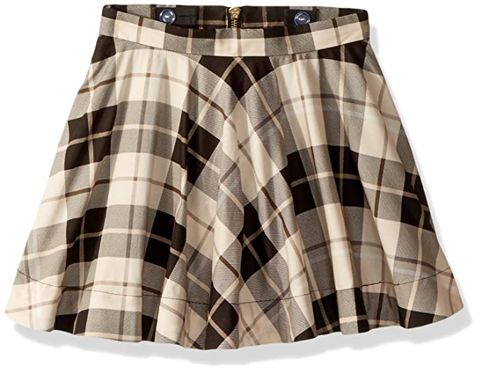 8e7aa7735 kate spade new york Little Girls' Skirt (Toddler/Kid)-Woodland Plaid ...