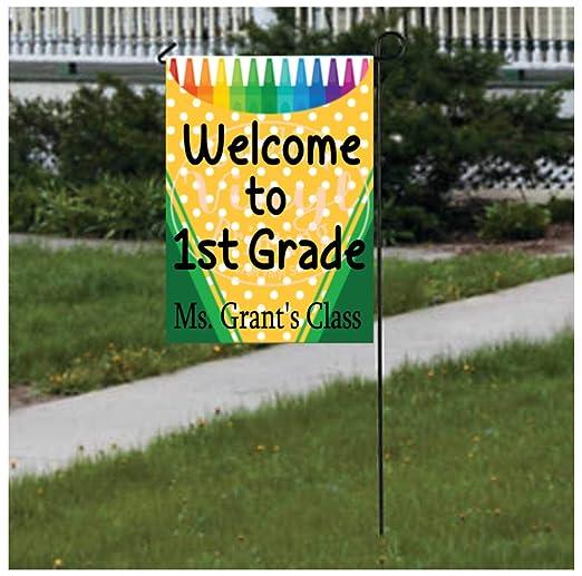 Dozili - Cartel de Bienvenida al Primer Grado para el Primer ...