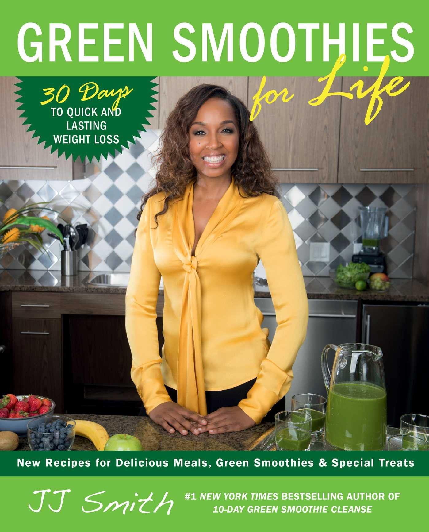 Green Smoothies For Life 9781501100659