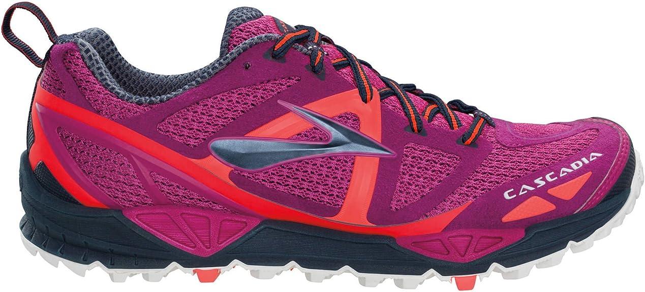 Brooks Cascadia 9 Women - Zapatos para Correr para Mujer, Color ...