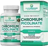 Premium Chromium Picolinate Supplement by