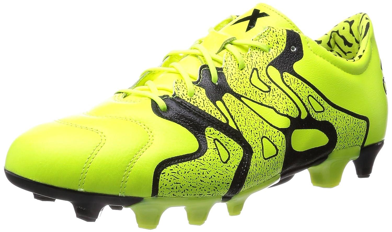 [アディダス] adidas サッカースパイク エックス15.2-ジャパン HG LE B00Y7XOA3Yソーラーイエロー/ソーラーイエロー/コアブラック 28.5 cm