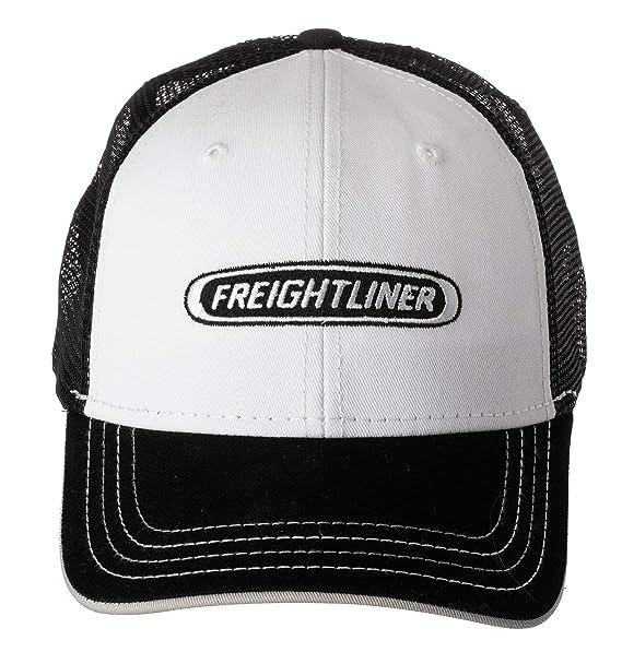 ab82c8e7 Amazon.com: Artisan Owl Freightliner Trucks Run Smart Cap Hat (White ...