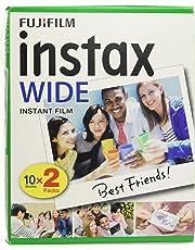 Fujifilm Instax–5Boxen à 20Fotopapiere (100Fotos im Breiten Format) für Fuji Instax 210