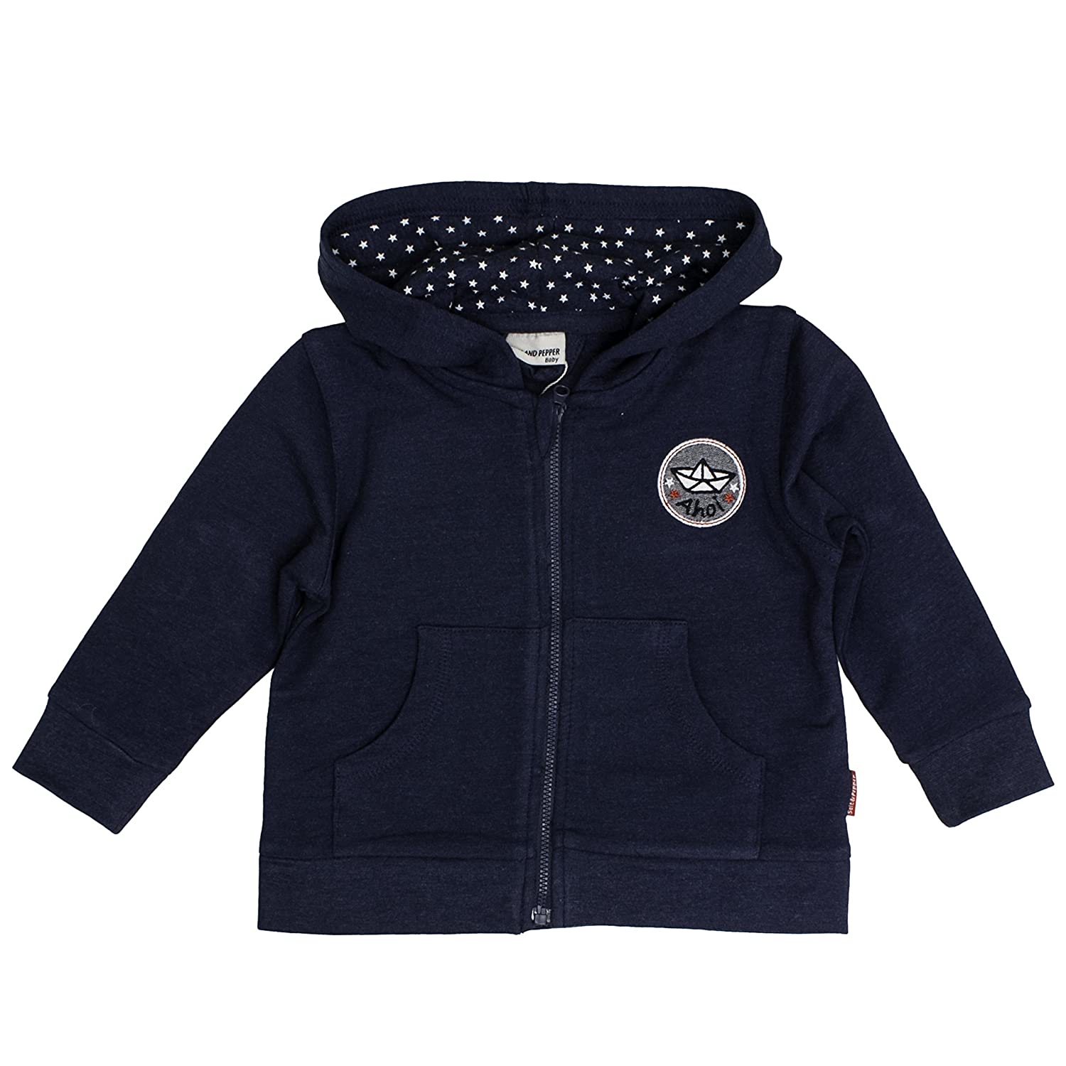 Salt & Pepper B Jacket Pirat Kap. Uni, Blouson Bébé Garçon SALT AND PEPPER 83218138