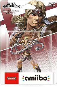 Nintendo amiibo - Simon Belmont (Super Smash Bros.)