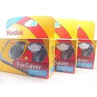 Kodak Fun Flash Wegwerp Camera - 39 Exposures 3 Pack