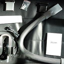 ZIGLINT Aspirador de Mano sin Cable 6000 PA, Aspiradora de Mano ...