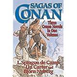 Sagas of Conan: Conan the Swordsman, Conan the Liberator, Conan & the Spider God