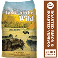 Taste of The Wild Grain Free Premium High Protein Dry Dog Food High Prairie Adult Roasted Bison & Roasted Venison 12.7kg