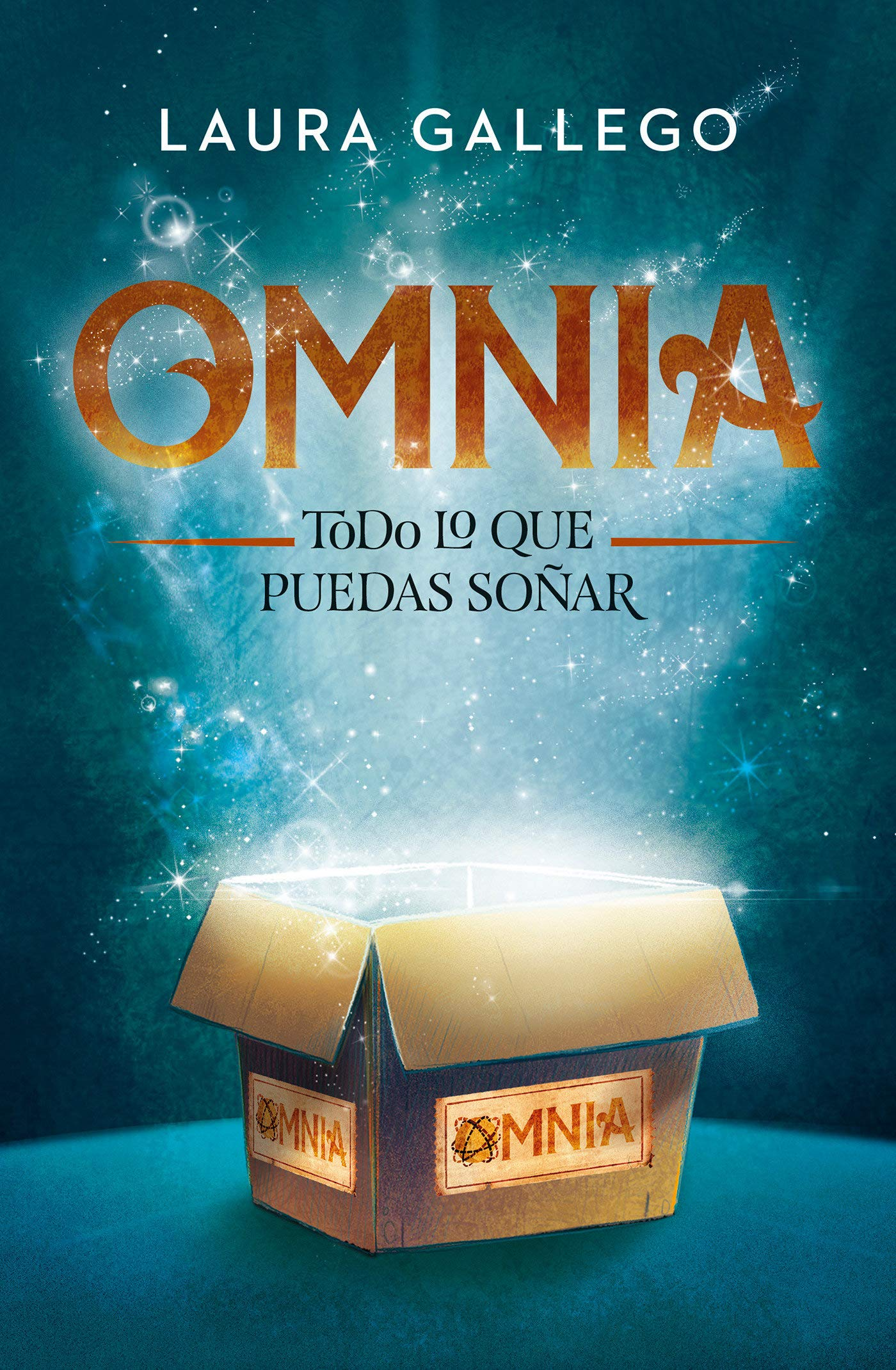 Amazon.com: Omnia: Todo lo que puedas soñar (Spanish Edition) (9788490439944): Laura Gallego: Books