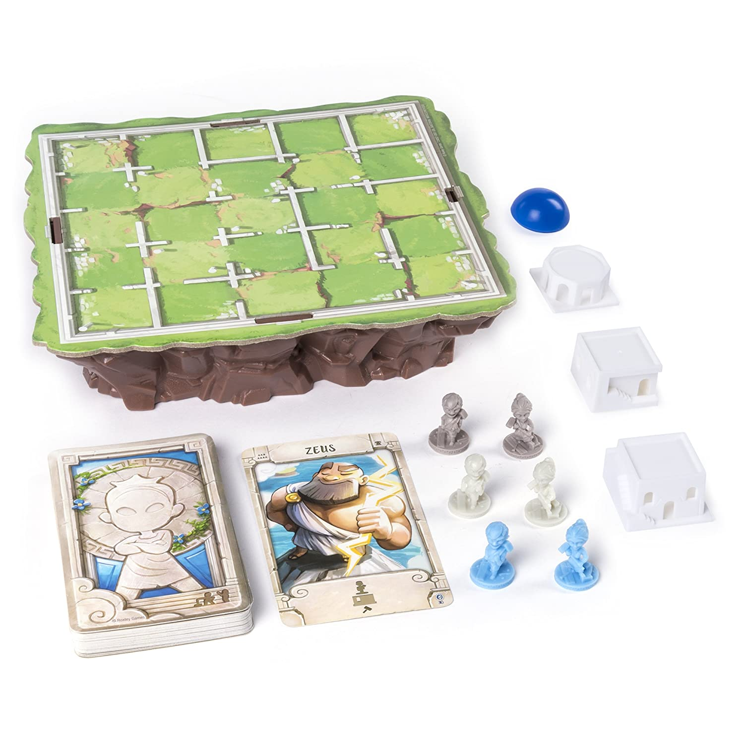 Santorini Board Game ONLY $16.