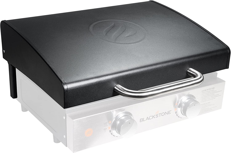 "Blackstone 22/"" Outdoor Griddle w// Hood Legs /& Bulk Adapter Hose Outdoor New"