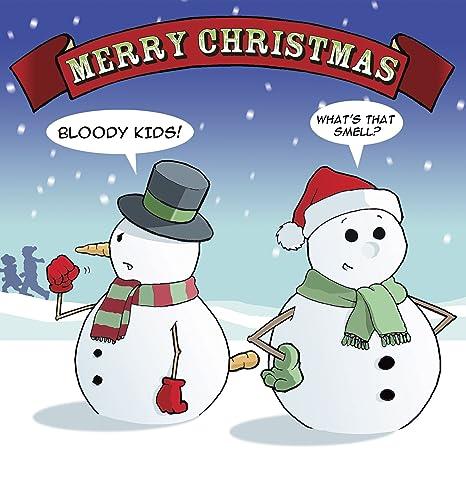 Foto Divertenti Di Buon Natale.Twizler Buon Natale Con Pupazzo Di Neve Carota Scherzi E Cheeky