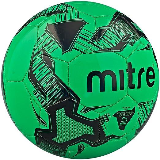 8 opinioni per Mitre–Ace, Pallone da calcio, unisex, Ace, Green/Black, Taglia 3