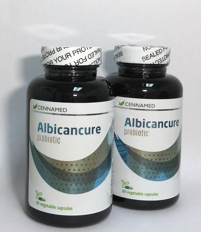 Amazon.com: albicancure Probiotic: Health & Personal Care