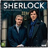 Sherlock 2020 Calendar - Official Square Wall Format Calendar