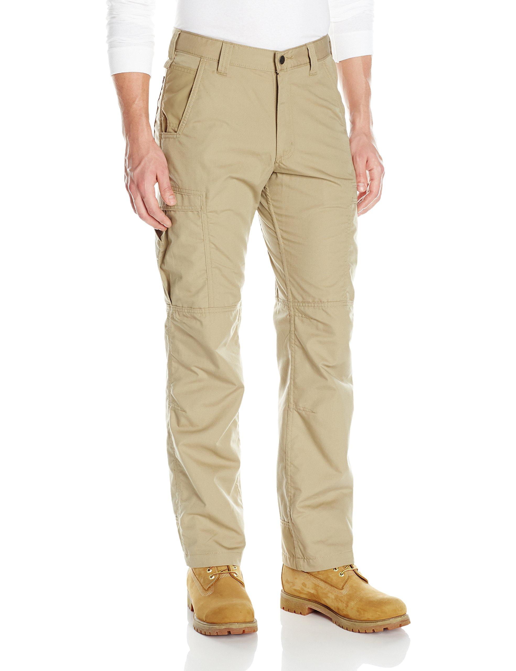 Carhartt Men's Force Extreme Cargo Pant, Dark Khaki, 32W X 32L