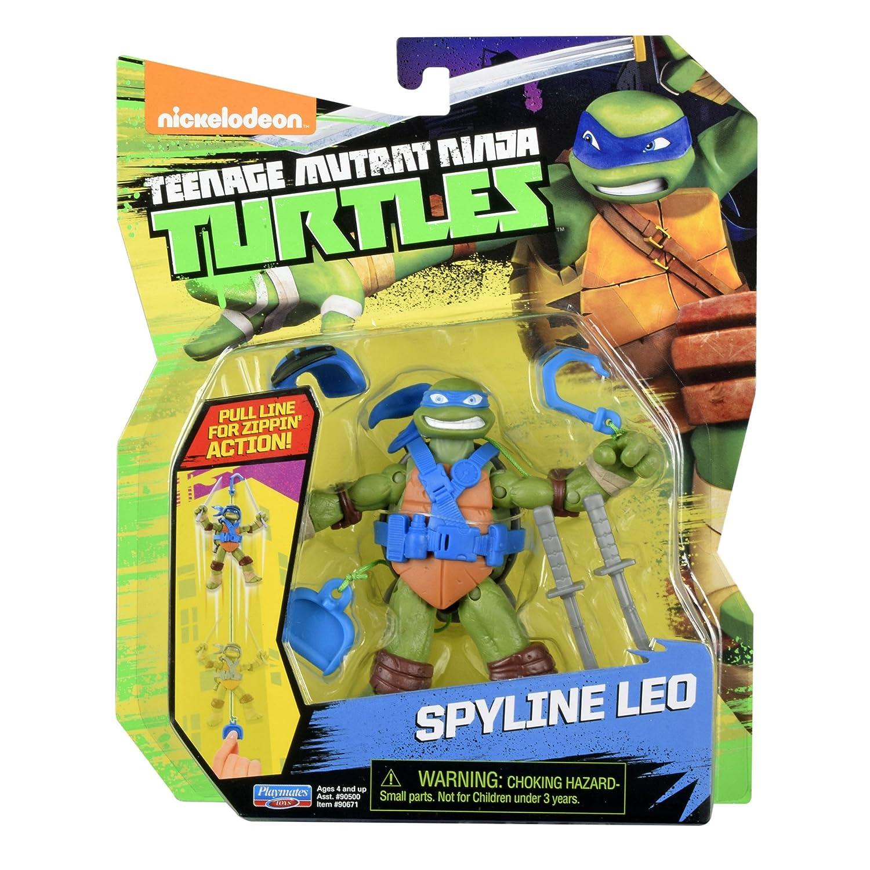 Teenage Mutant Ninja Turtles Spyline Leonardo Action Figure