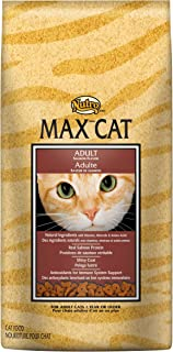 product image for DISCONTINUED BY MANUFACTURER: NUTRO MAX CAT Senior Dry Cat Food, Salmon, 3 lbs.